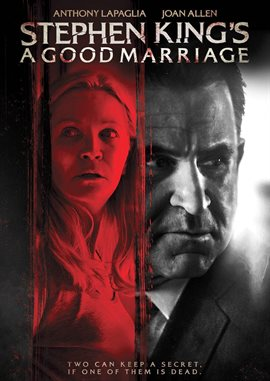 Stephen King's A Good Marriage / Joan Allen