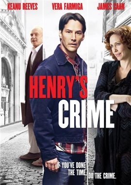 Cover image for Henry's Crime
