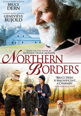 Cover image for Northern Borders