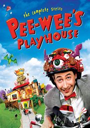 Pee-Wee's Playhouse. Season 2 cover image