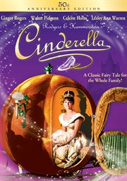 Rodgers & Hammerstein's Cinderella cover image