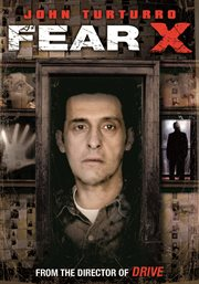 Fear X cover image