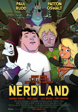 Cover image for Nerdland