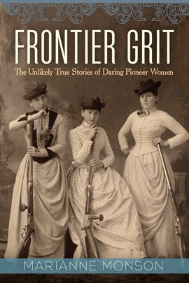 Cover image for Frontier Grit