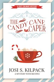 The candy cane caper cover image