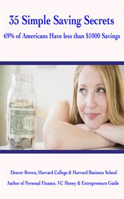 35 Simple Saving Secrets