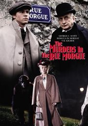 The Murders in the Rue Morgue cover image