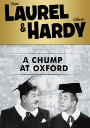 A chump at oxford cover image