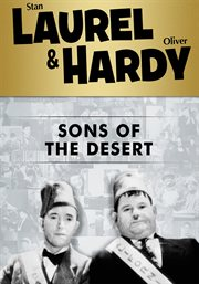 Sons of the desert cover image