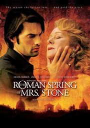 The Roman spring of Mrs. Stone cover image