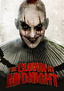 Cover image for The Clown At Midnight