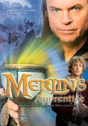 Merlin's apprentice cover image