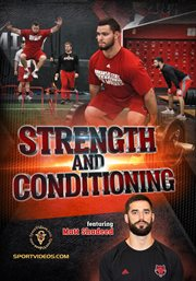 Strength and conditioning cover image