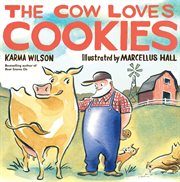 The cow loves cookies cover image