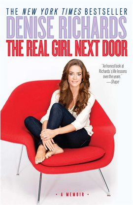 Cover image for The Real Girl Next Door