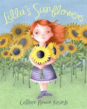Lilla's sunflowers cover image