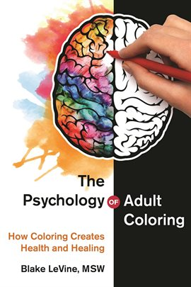 Cover image for The Psychology of Adult Coloring