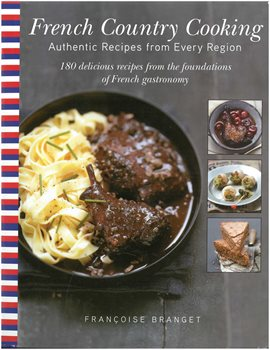 Cover image for French Country Cooking