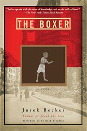 The Boxer : a Novel cover image