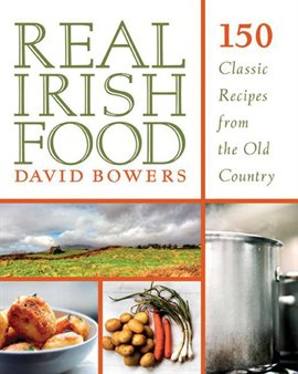 Real Irish Food, book cover
