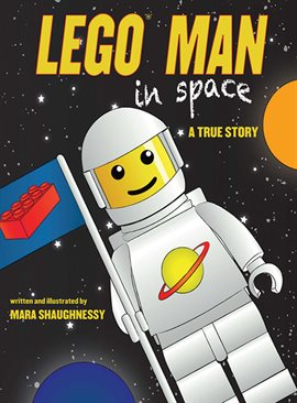 LEGO Man in Space
