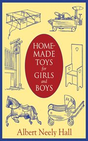 Homemade Toys for Girls and Boys cover image