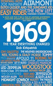 1969 : the year everything changed cover image
