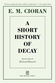 A short history of decay cover image