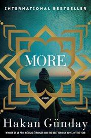 More : a novel cover image
