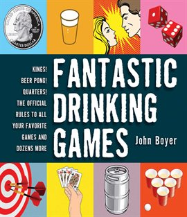 Cover image for Fantastic Drinking Games