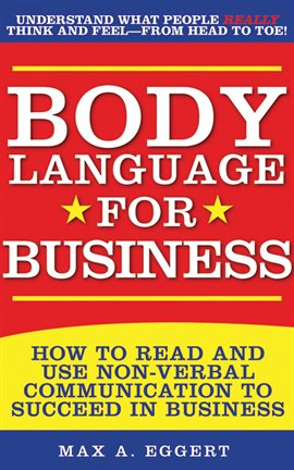 Cover image for Body Language for Business