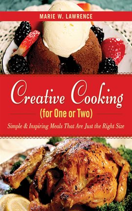Cover image for Creative Cooking for One or Two