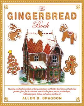 Cover image for The Gingerbread Book