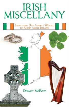 Miscelánea irlandesa, portada del libro