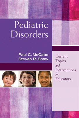 Cover image for Pediatric Disorders