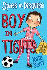 Boy in tights cover image