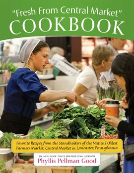 Cover image for Fresh From Central Market Cookbook