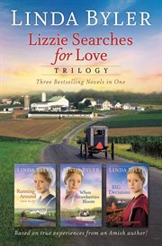 Lizzie searches for love trilogy : three bestselling novels in one cover image
