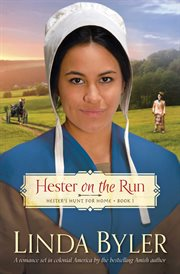 Hester on the run cover image