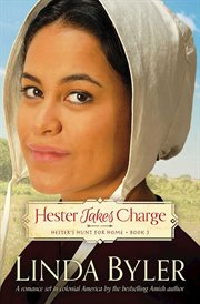 Hester takes charge cover image