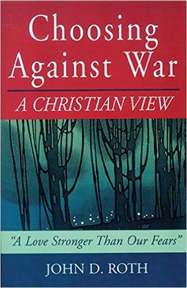 Cover image for Choosing Against War