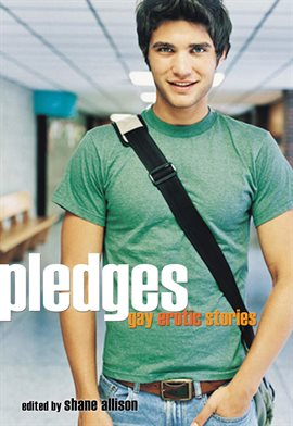 Cover image for Pledges: Gay Erotic Stories