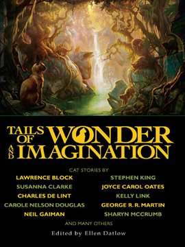Cover image for Tails of Wonder and Imagination