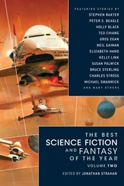 The Best Science Fiction and Fantasy of the Year cover image