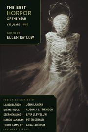The best horror of the year. Volume five cover image