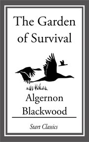 The garden of survival cover image
