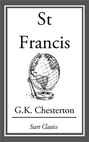 St. Francis cover image
