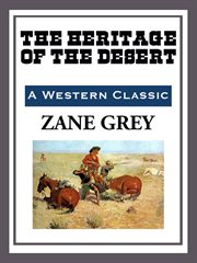 The Heritage of the Desert cover image