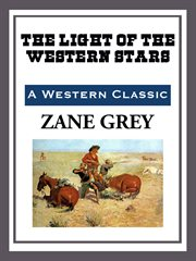 The Light of the Western Stars cover image
