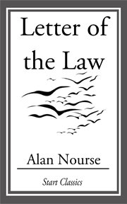 Letter of the law cover image